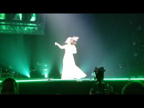 Lorde  Green Light  #MelodramaWorldTour @ American airlines arena, Miami FL 41218