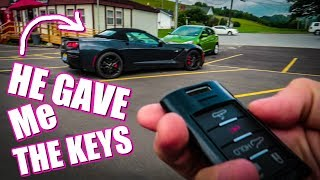 homepage tile video photo for TAIL OF THE DRAGON Motorcycle Trip 2018 with a C7 Corvette?...