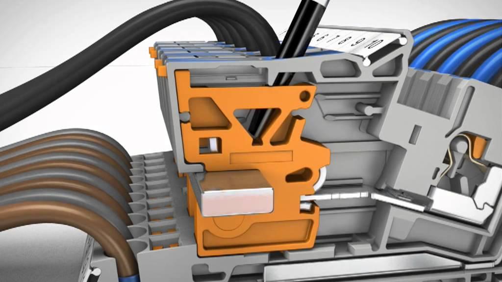 Pti - Push-in Anschlusstechnik F U00fcr Die Geb U00e4udeinstallation