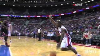 (HD) Ben Gordon Detroit Pistons Mix