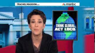 The Rachel Maddow Show - GOP Senate Extremists Vote Down UN Treaty Protecting those w/ Disabilities
