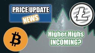 Bitcoin & Litecoin News and Price Update