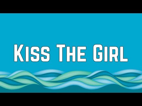 Ashley Tisdale - Kiss The Girl (Lyrics)