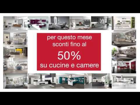 Questo mese sconti fino al 50% su camere e cucine - Mobilifici ...