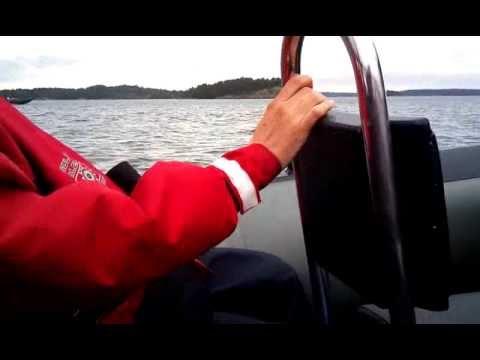 Fast boat Stockholm