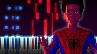 Baixar SUNFLOWER - (Into the Spider Verse) - Post Malone and Swae Lee - EASY Piano Tutorial