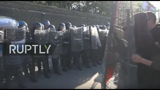 LIVE  Activists protest against G7 summit in Lucca