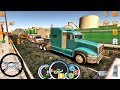 Truck Simulator USA #21 LOS ANGELES! - Truck Games Android IOS gameplay