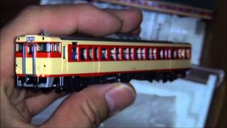 【TOMIX】キハ66・67型ディーゼルカー 復活国鉄色2両セット