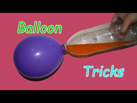 5 Awesome Balloon Tricks You Should Know