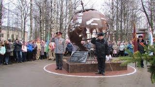 Памятник участникам боевых действий и локальных конфликтов открыли в Вожеге