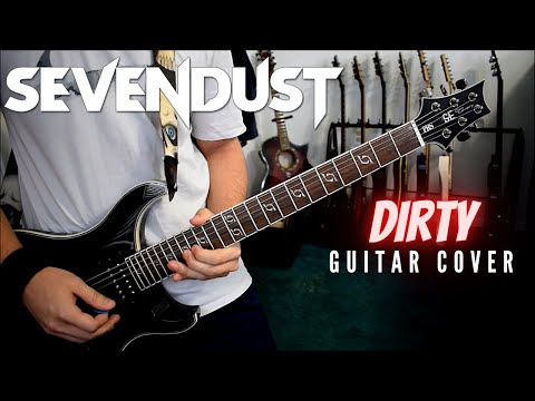 Sevendust - Dirty (Guitar Cover)