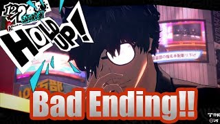 How To Get Bad Ending | The True Trickstar | Persona 5