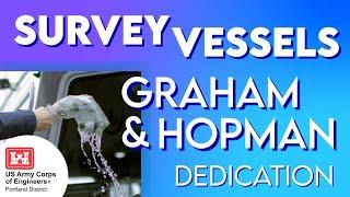 Survey boat dedication