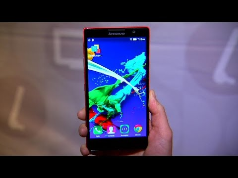 64-bit apps, the Lenovo P90 is ready