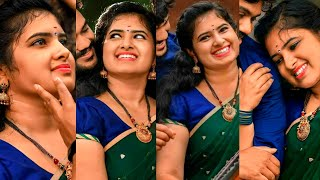 Ennodu Vazha Piranthavale💖Song|Love❤️|Semparuthi Serial❣️Song|Tamil Whatsapp Status|VA Love Editz💞