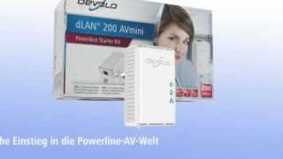 devolo dLAN® 200 AVmini (Deutsch)