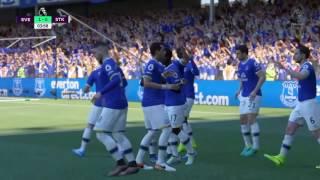 Idrissa Gueye vs Stoke City (FIFA 17)