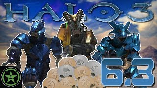 WE FIGHT THE SCARAB - Halo 3: LASO Part 6.3 | Let's Play