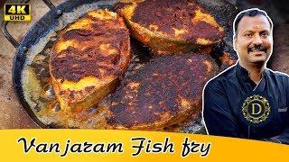 ULTIMATE Fish Fry | மீன் வறுவல் | Vanjaram|Spanish Mackerel |Village style |Seer|Kingfish
