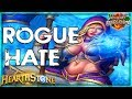HEARTHSTONE 🌟 ROGUE SO ANNOYING | ANTONIDAS SECRET MAGE Deck Tech | Ungoro Furo Legend