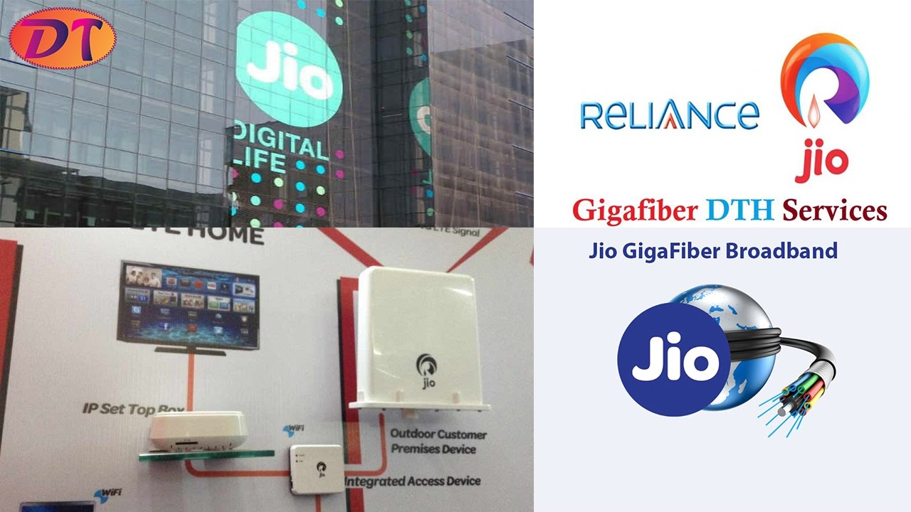 Jio DTH: Booking, Offers, Price, Plans & Launch Date JioHomeTV