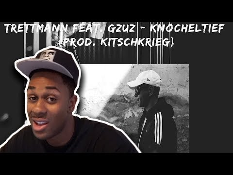 TRETTMANN feat. GZUZ - Knöcheltief (prod. KITSCHKRIEG) REACTION
