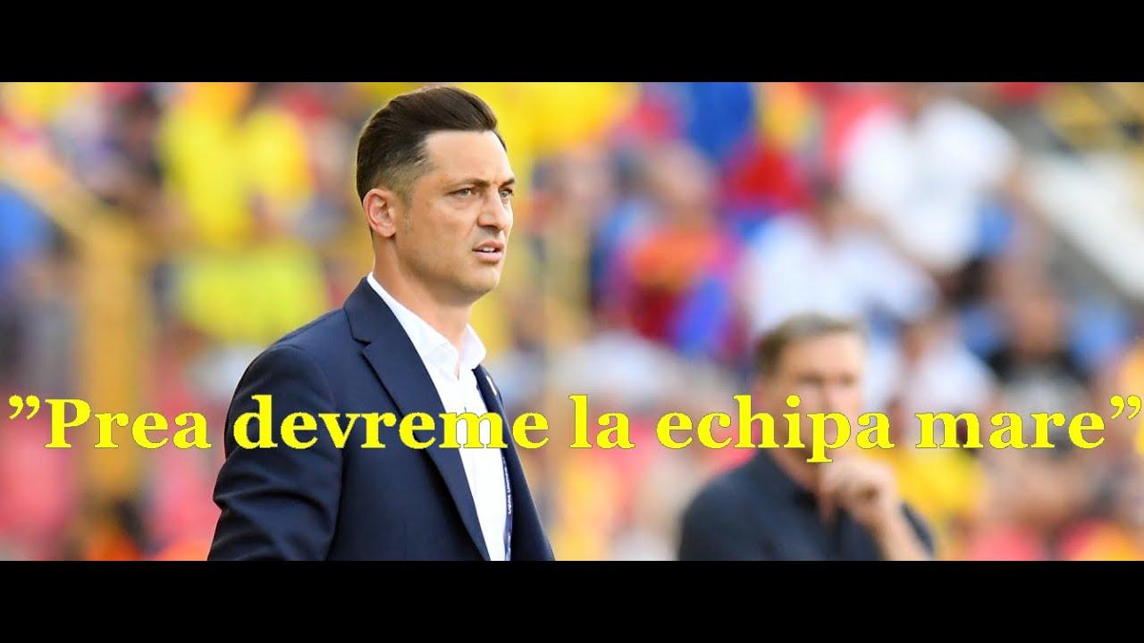 """Bergodi a tras concluzii la Digi Sport Special: """"Rădoi a devenit prea devreme selecționer"""""""