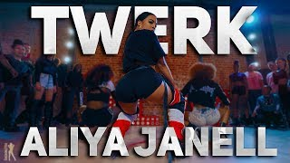 Twerk City Girls featuring Cardi B Aliya Janell Choreography Queens N Lettos
