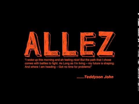 "Teddyson John – ALLEZ  ""St Lucia Soca 2015"""