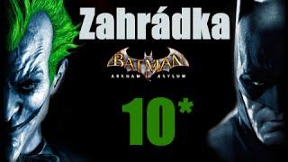 CZ tit. | Let's Play | Batman: Arkham Asylum | #10 | HARD | 1080p