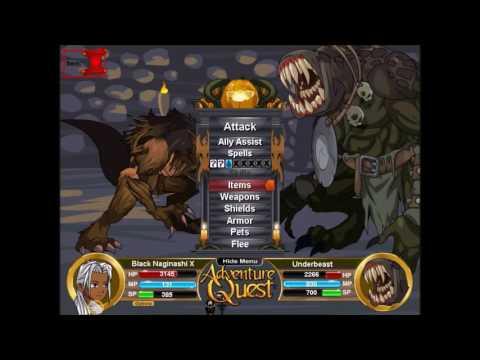 AQ - The NEW Void Challenge: Underbeast!