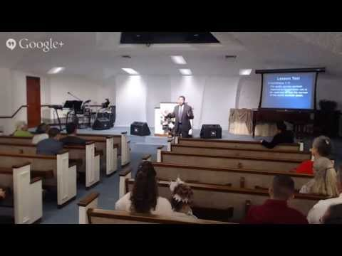 Repentance & Forgiveness - Pastor Mark Huba - 3-29-15