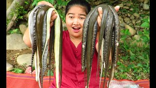 Yummy Cooking Snakes recipe & My Cooking skill