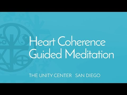 Guided HeartMath Heart Coherence Meditation  |  Sundays in San Diego