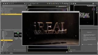 animated dust particles bokeh for daz studio tutorial