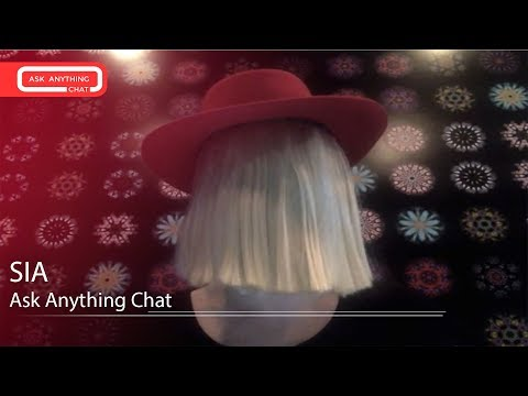 SIA Interactive Chat w/ Romeo Saturday Night Online  - AskAnythingChat