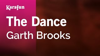 Karaoke The Dance - Garth Brooks *
