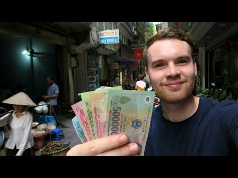 HOW EXPENSIVE IS HANOI, VIETNAM? 🇻🇳 A DAY OF BUDGET TRAVEL Mp3