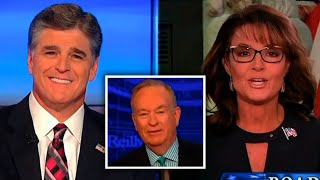 Sarah Palin Teleprompts Herself Into A Reality War With Fox News