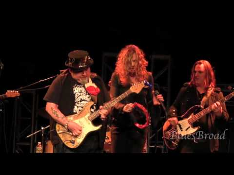 "DANA FUCHS • POPA CHUBBY ""Keep On Walkin"" 2/26/26 FTC"