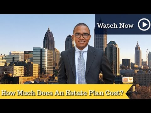 How Much Does An Estate Plan Cost? | Estate Planning | Probate | Wealth| Stephen Scriber |