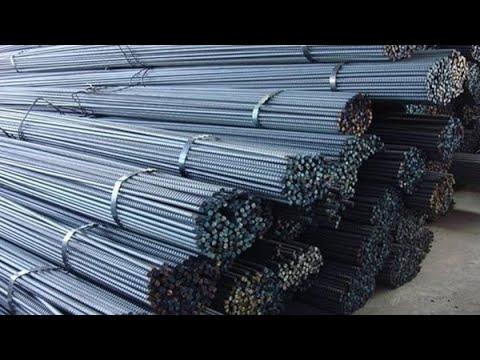 مصنع حديد المصريين يرفع الطن 350 جنيهًا وتوقعات جديدة لحديد عز
