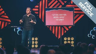 GETTING OVER OVERWHELMED wk. 3 // Kevin Queen // Cross Point Church // Full Service