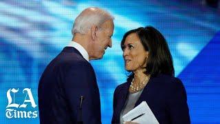Kamala Harris is Joe Biden's pick for vice president