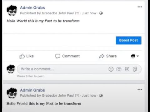 How To Make A Bold And Italic Post On Facebook 2020 Youtube Finally, yaytext allows you to bold text in your facebook chats. bold and italic post on facebook 2020