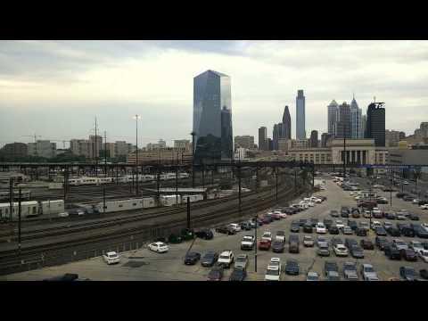 Philadelphia Time Lapse from Drexel University