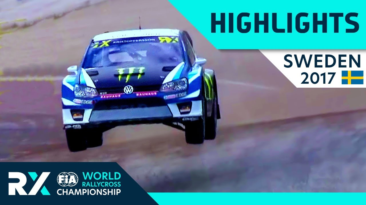 WorldRX of Sweden 2017 Final | FIA World Rallycross