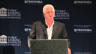 Kurt Von Mettenheim - Public Banking 2013: Funding the New Economy, June 2nd 2013