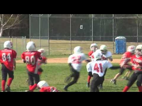 2011 Football Playoff game 3 highlights.wmv